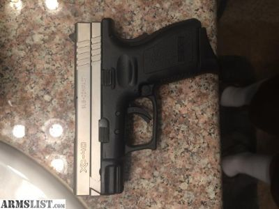 For Sale/Trade: Springfield XD .40 Subcompact