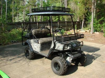 Bad Boy Buggie silent electric hunting machine
