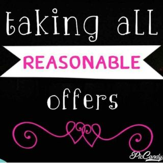 L@@K - Reasonable offers Accepted - L@@K
