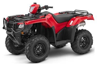 2019 Honda FourTrax Foreman Rubicon 4x4 Automatic DCT EPS ATV Utility North Mankato, MN
