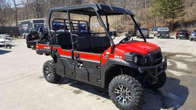 2018 Kawasaki Mule PRO-FXT EPS LE Side x Side Utility Vehicles Littleton, NH