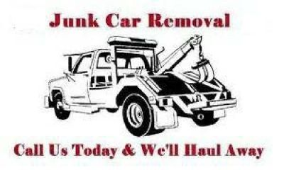 Junk cars/trucks removed $Cash Paid$