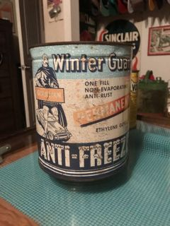 Guardian Oil Company Anti-Freeze Gallon