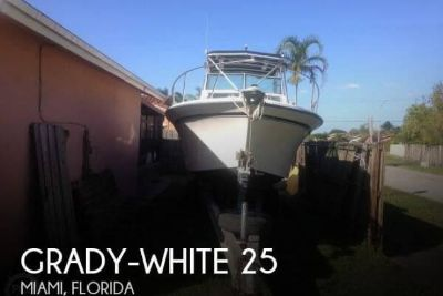 1984 Grady White Sailfish 25