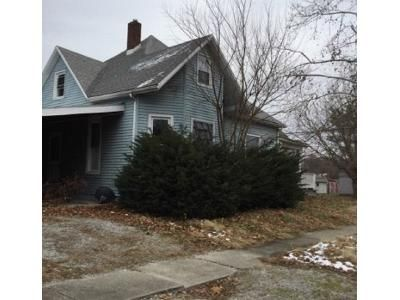 3 Bed 1.5 Bath Foreclosure Property in Fort Branch, IN 47648 - E John St