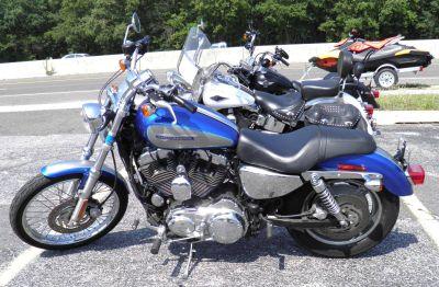 2009 Harley-Davidson Sportster 1200 Custom Cruiser Motorcycles Oakdale, NY
