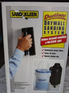 Drywall Sander & Dust collector. Reduced price!!