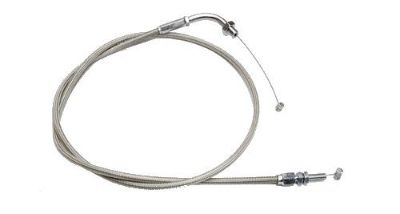 Purchase Armor Coat Throttle Cable Pull +6 for Honda VT1100D2 Shadow ACE 1999 motorcycle in Hinckley, Ohio, United States, for US $43.65