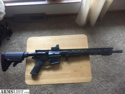 For Sale: Like new AR