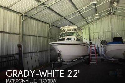 1988 Grady White 226 Seafarer