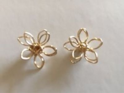 New Flower Earrings