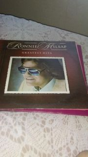 Ronnie Milsap greatest hits record