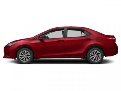2019 Toyota Corolla L (Barcelona Red Metallic)