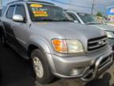 Used 2002 TOYOTA SEQUOIA For Sale