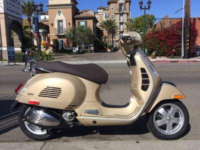 2018 Vespa GTS 300 ABS ASR 250 - 500cc Scooters Marina Del Rey, CA