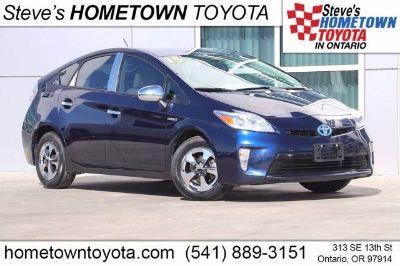 2015 Toyota Prius II (NAUTICAL BLUE)