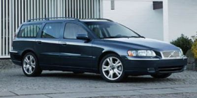 2007 Volvo V70 2.5T (Silver)