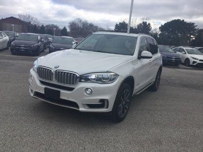 2014 BMW X5 xDrive35i (White)