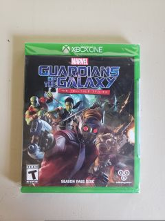 Guardians of the Galaxy The Telltale Series / Xbox One