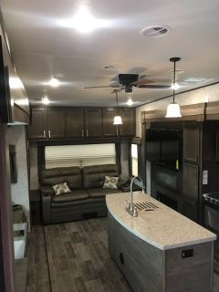 2017 Highland Ridge RV Open Range 371MBH