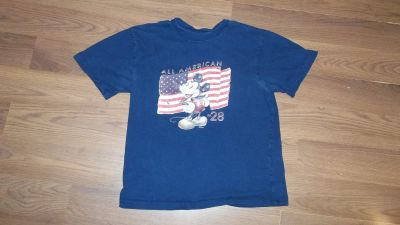 girls size 10/12 Mickey shirt