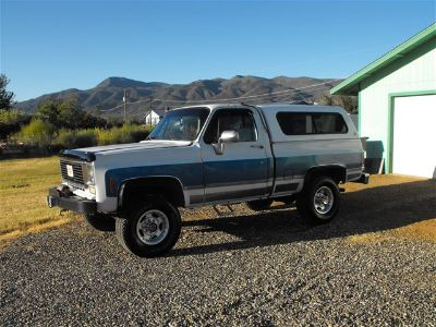 1978 GMC 3/4 Ton Short Bed