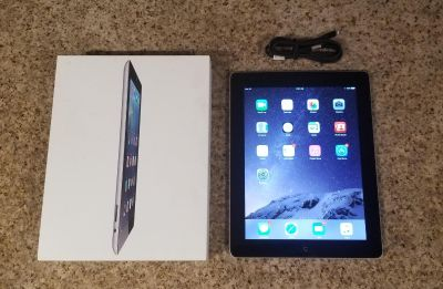 Apple iPad 4th generation, WiFi only