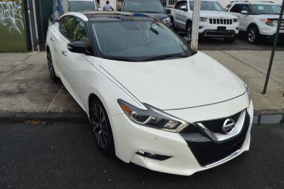 2016 Nissan Maxima 4dr Sdn 3.5 SL (Pearl White)