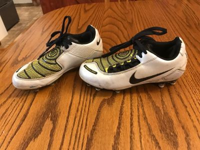 Soccer cleats (child size 13)