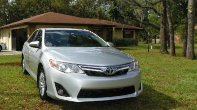 2012 Toyota Camry LE, garage kept, 1 owner, only 45,921 miles.