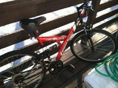 $60 Honda Racing HR-260FS Bike (Manhattan, ks)