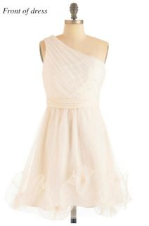 BRAND NEW WITH TAGS - SIZE 6 MAX AND CLEO one shoulder dress