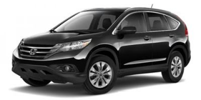 2012 Honda CR-V EX-L (BLACK)