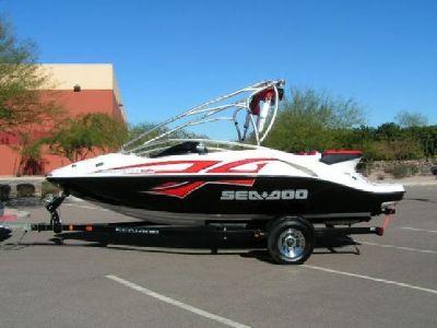 2-0-0-6 Sea Doo Speedster 430hp Wake Edition -