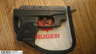 For Sale/Trade: Ruger LCP W/ CTC Laser