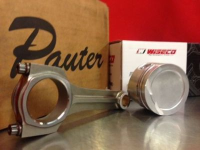 Purchase Pauter X-Beam Rods Wiseco Pistons Toyota Starlet Glanza EP82 EP91 3E 5E 74.5 8.5 motorcycle in Arlington, Texas, United States, for US $1,450.00