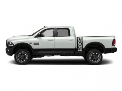 2017 RAM 2500 Power Wagon (Bright White Clearcoat)