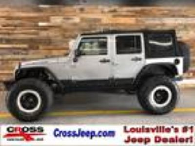 2014 Jeep Wrangler Unlimited Rubicon Lifted / 38.5 Inch Tires