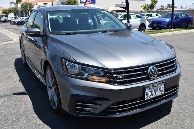 2018 Volkswagen Passat 2.0T S (Gray)