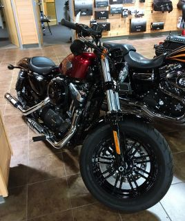 2016 Harley-Davidson Sportster Forty-Eight XL1200X Street / Supermoto Motorcycles Barre, MA