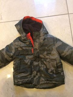 Faded glory 18 month winter coat
