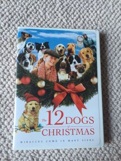 12 Dogs of Christmas DVD Rated G