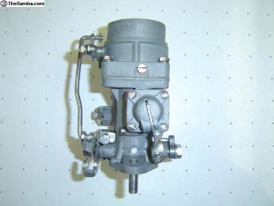 Rebuilt Late 36HP Solex 28PCI Carb