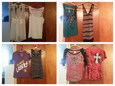 Cute Tanks and Buckle Tees