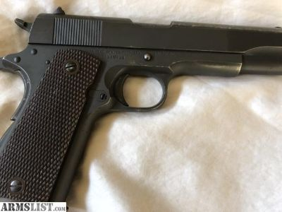 For Sale/Trade: 1943 Colt USArmy 1911
