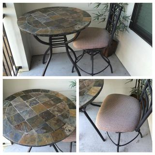 $75, Patio Furniture Set MOVING