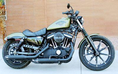 2017 Harley-Davidson Iron 883 Cruiser Motorcycles Kingman, AZ