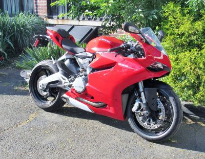2014 Ducati Superbike 899 Panigale SuperSport Motorcycles New Haven, CT