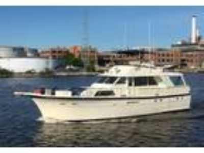 1980 Hatteras 53-Motor-Yacht Deck Boat in Baltimore, MD