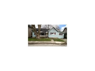4 Bed 1 Bath Foreclosure Property in Summitville, IN 46070 - E Walnut St